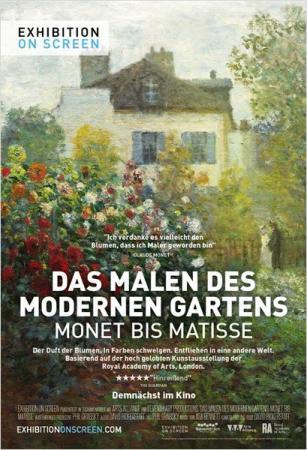 Den modernen Garten malen: Monet bis Matis