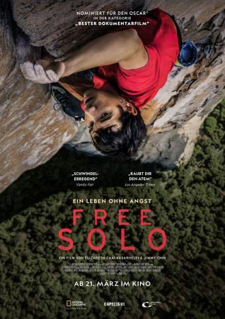 Free Solo IMAX OmU