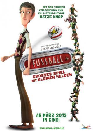 Fußball - Großes Spiel mit kleinen Helden 3D