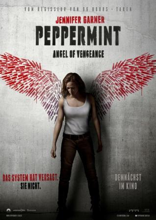 Peppermint: Angel of Vengeance