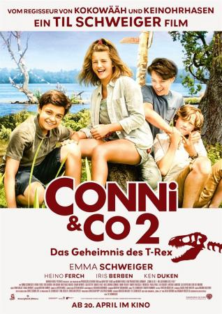 Conni & Co. 2 - Das Geheimnis des T-Rex